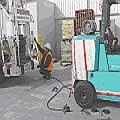 On-Site Forklift Tyre Fitting Service